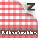 5 Basic Plaid Pattern Swatches - GraphicRiver Item for Sale