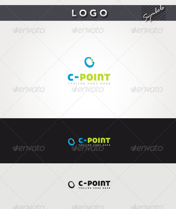 C-Point Logo - Symbols Logo Templates