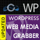 Web Media Grabber WordPress Plugin  - CodeCanyon Item for Sale