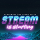 Synthwave 80s Streamer Package - VideoHive Item for Sale