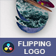 Flipping Logo Reveal for DaVinci Resolve - VideoHive Item for Sale