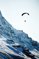 Paraglider over Mountain - PhotoDune Item for Sale