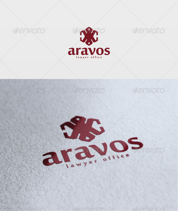 Aravos Logo - Vector Abstract