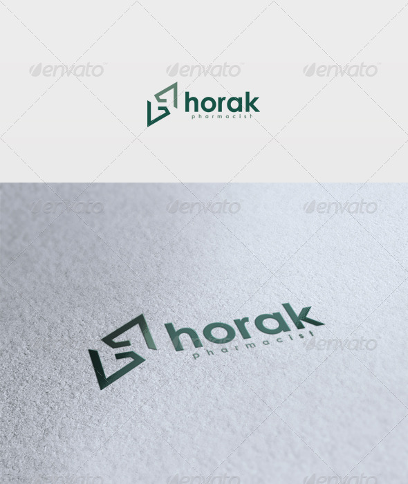 Horak Logo - Letters Logo Templates