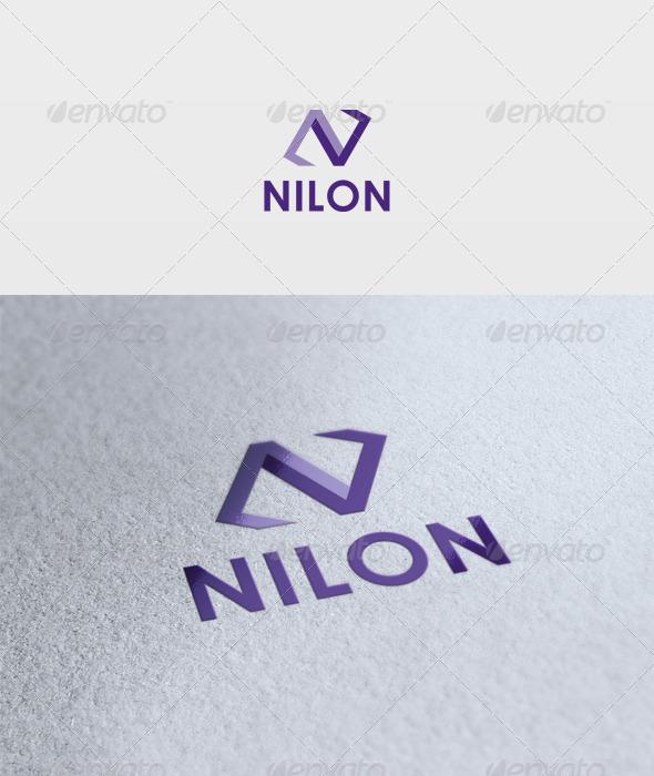 Nilon Logo - Letters Logo Templates