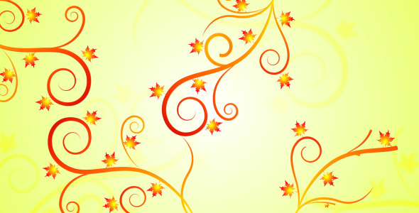 Fall Filigree By Fxboxx Videohive