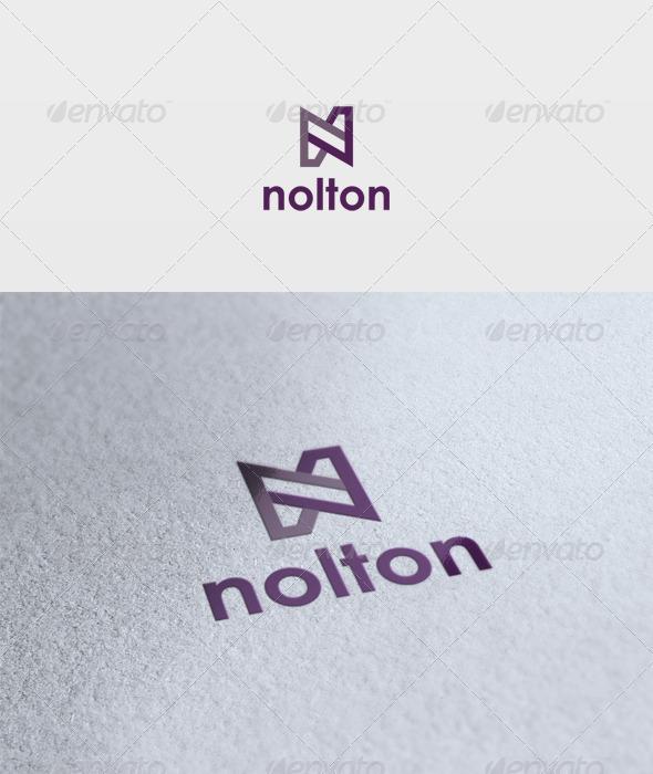 Nolton Logo - Letters Logo Templates