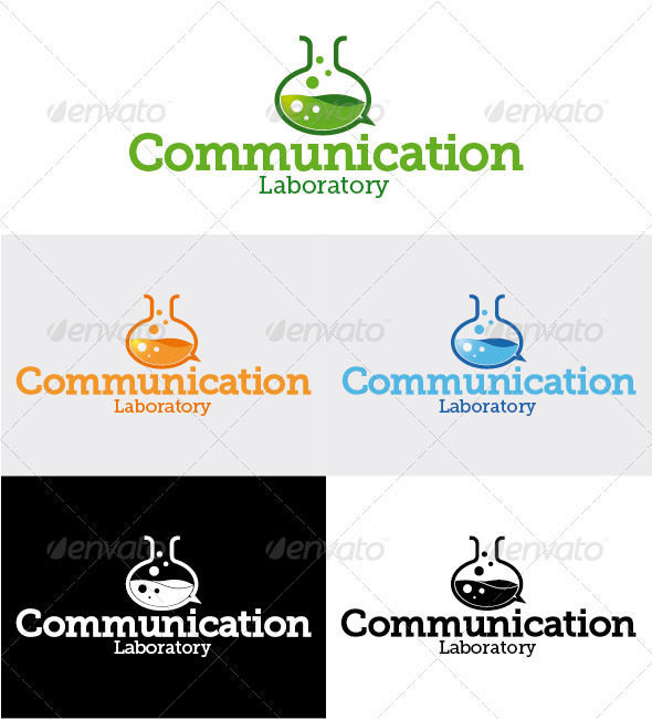 Comlab Experience Logo - Objects Logo Templates