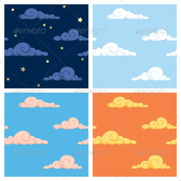 Sky Patterns - Patterns Decorative