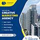 Marketing Agency Animated Banner Google Web Designer