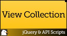 jQuery & API Scripts