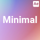 Minimal Typography Stomp 2 in 1 - VideoHive Item for Sale