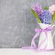 Hyacinth flowers bouquet - PhotoDune Item for Sale