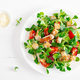 Caesar salad with grilled chicken meat - PhotoDune Item for Sale