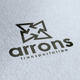 Arrons Logo - GraphicRiver Item for Sale