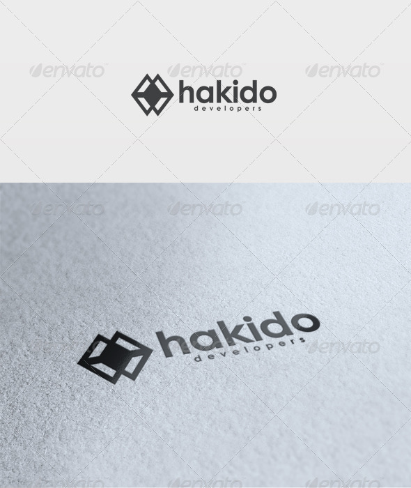 Hakido Logo - Vector Abstract