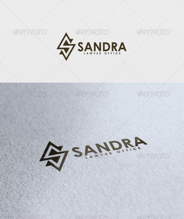 Sandra Logo - Letters Logo Templates