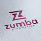 Zumba Logo - GraphicRiver Item for Sale