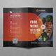 Food Bifold Brochure