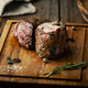 Grilled meat with spices rosemary and capers - PhotoDune Item for Sale