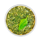 Pie celtic with spinach leaves in form of foil - PhotoDune Item for Sale