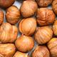 background - many ripe shelled hazelnuts - PhotoDune Item for Sale