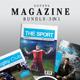 Sport Magazine bundle
