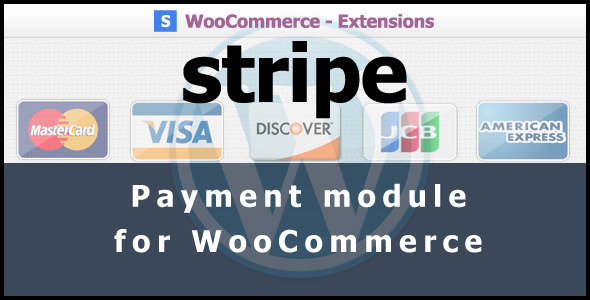 Stripe Payment Gateway for WooCommerce - CodeCanyon Item for Sale