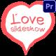 Love Slideshow | Premiere Pro MOGRT - VideoHive Item for Sale