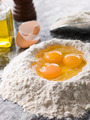 Ingredients for Fresh Pasta