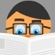 Reading - GraphicRiver Item for Sale