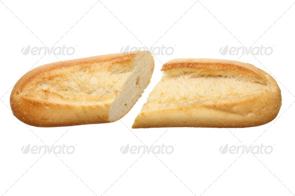 Bread Roll - Stock Photo - Images