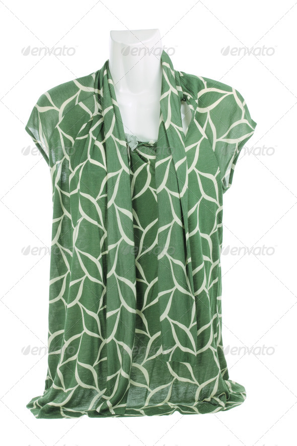 Mannequin with Blouse - Stock Photo - Images
