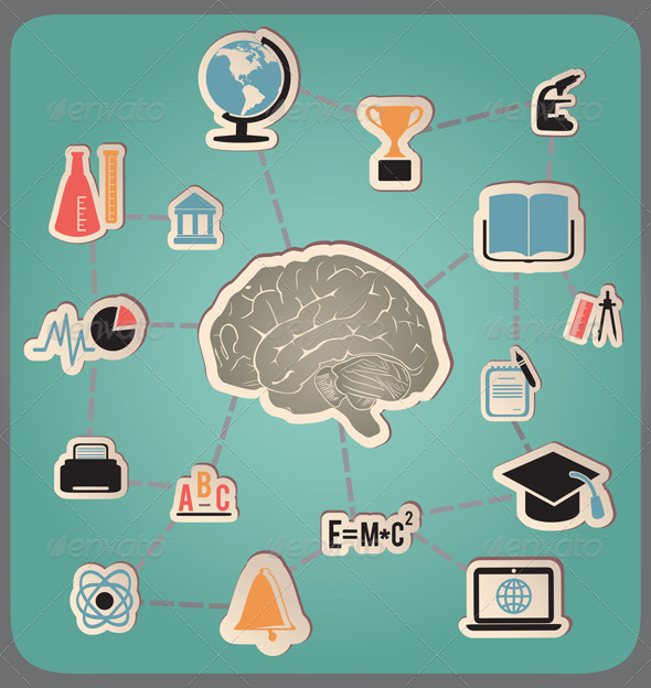 Concept of Education and Science - Abstract Conceptual