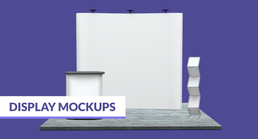 Display Mockups