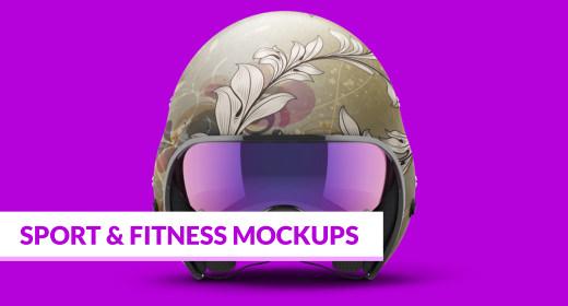 Sport & Fitness Mockup