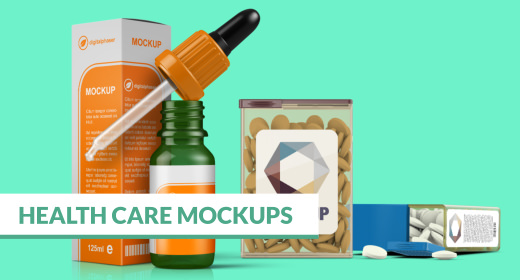 Health Care Mock-Ups