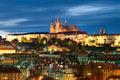 Prague Castle Cityscape - PhotoDune Item for Sale