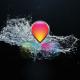 Splashing Liquid Logo Reveal - Davinci Resolve - VideoHive Item for Sale