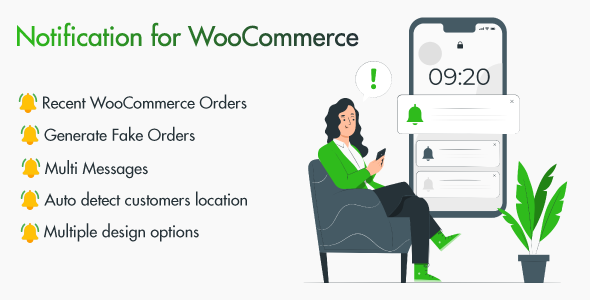 Download WooCommerce Sales Notification Free Nulled