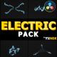 Flash FX ELECTRIC Elements   DaVinci Resolve - VideoHive Item for Sale