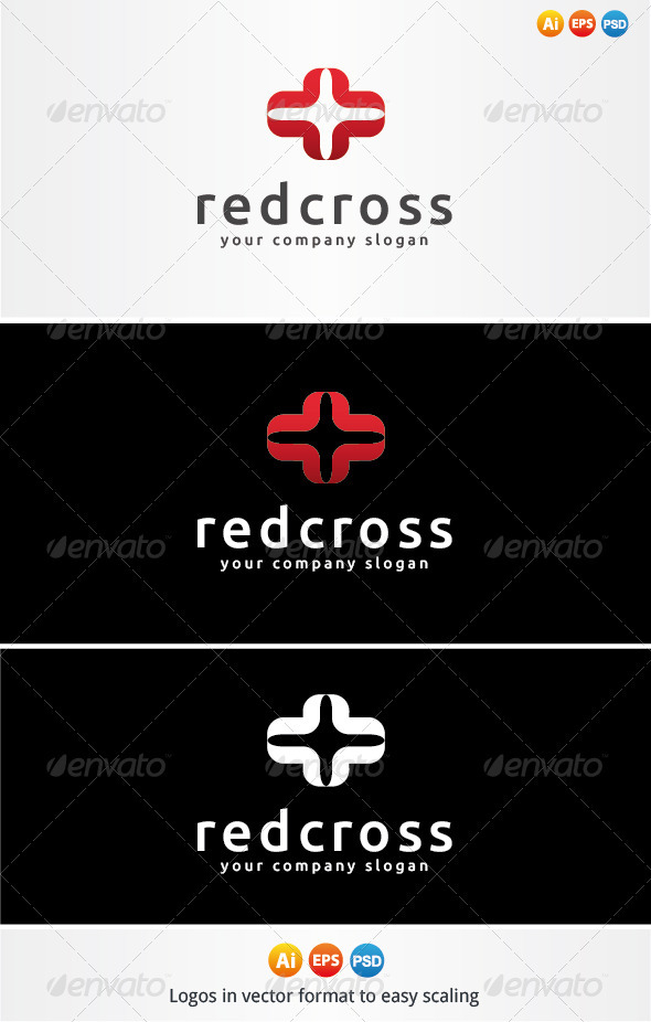 Red Cross Logo - Symbols Logo Templates