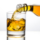 Pouring whisky from a bottle - PhotoDune Item for Sale