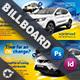 Car Maintenance Billboard Templates