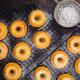 Gugelhupf - homemade lemon cheesecake as bundt cakes - PhotoDune Item for Sale