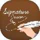 The Signature Creator - Android App + Admob and Facebook Integration