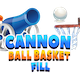 Cannon Ball Basket Fill Puzzle - Complete Unity Template