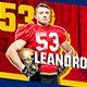 Sport Team Intro 4 / Player Profile - VideoHive Item for Sale