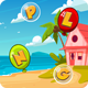 Letters popping - HTML5 Game - Web, Mobile and FB Instant games(CAPX, C3p and HTML5)