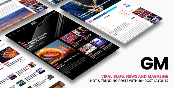 Grand Magazine   Blog WordPress